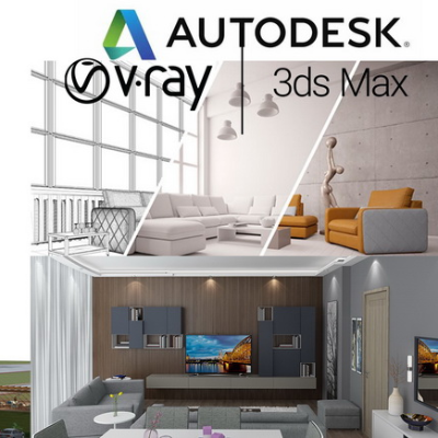 V-RAY + PHOTOSHOP İLE RENDER KURSLARI